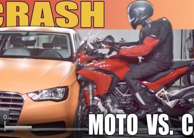 Όχημα με μοτοσυκλέτα