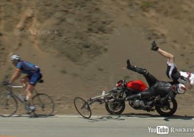 Μοτοσυκλέτα με ποδήλατο