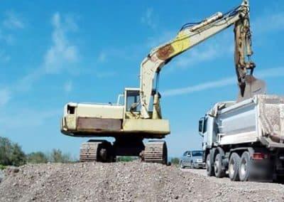 Εργατικά ατυχήματα με Μηχανήματα Έργου σε εργοτάξια